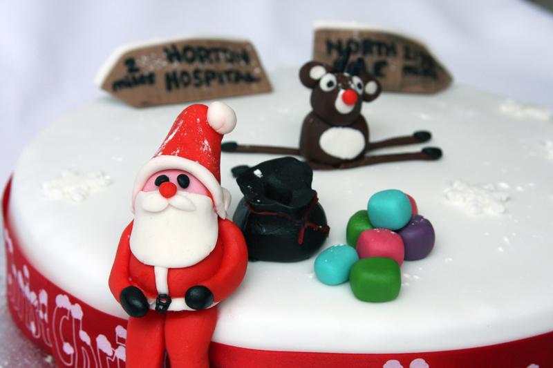 Stranded Santa!!
