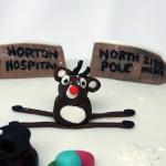 Poor Rudolph!!
