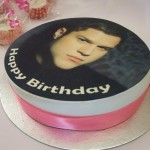Olly Murs edible cake topper - Birthday Cake.