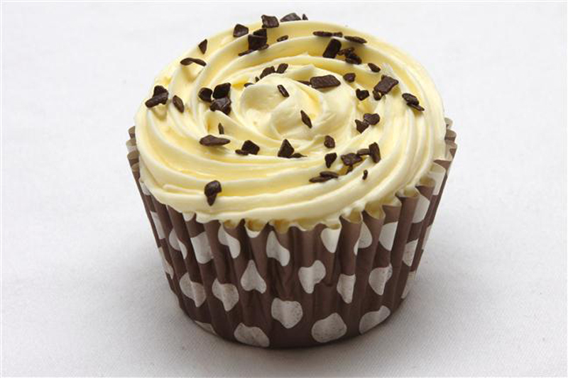 Buttercream Swirl Cupcake
