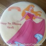 Princess Birthday Cake Topper