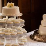Wedding tiered cakes